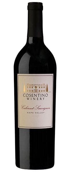 2015 Cosentino Winery Cabernet Sauvignon, Napa Valley, 750ml