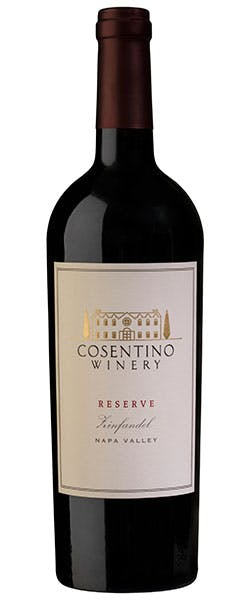2017 Cosentino Winery Reserve Zinfandel, Napa Valley, 750ml