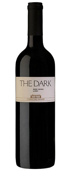 2017 Cosentino Winery THE DARK, Lodi, 750ml