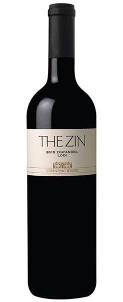 2017 Cosentino Winery THE ZIN, Lodi, 750ml