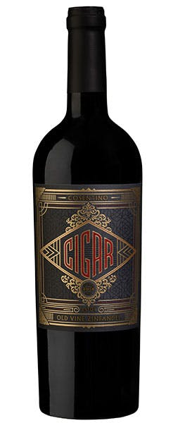 2017 Cigar Zin, Lodi, 750ml