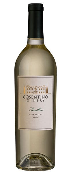 2016 Cosentino Winery Semillon, Napa Valley, 750ml