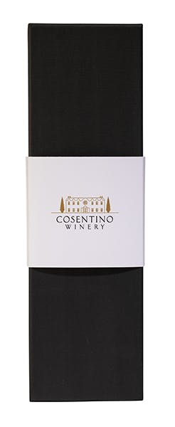 Cosentino Single Bottle Gift Box With Band