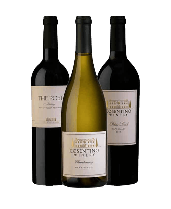 Cosentino Fall Essentials Classics 3-pack