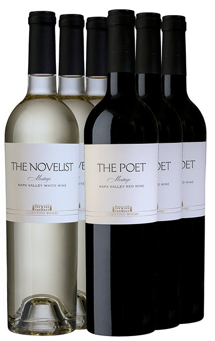 Cosentino THE Poet & THE Novelist 6-Pack