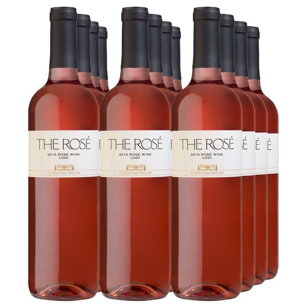 Cosentino 2017 THE Rose 12-Pack
