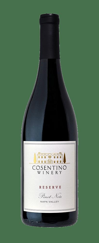 2017 Cosentino Winery Reserve Pinot Noir, Napa Valley, 750ml